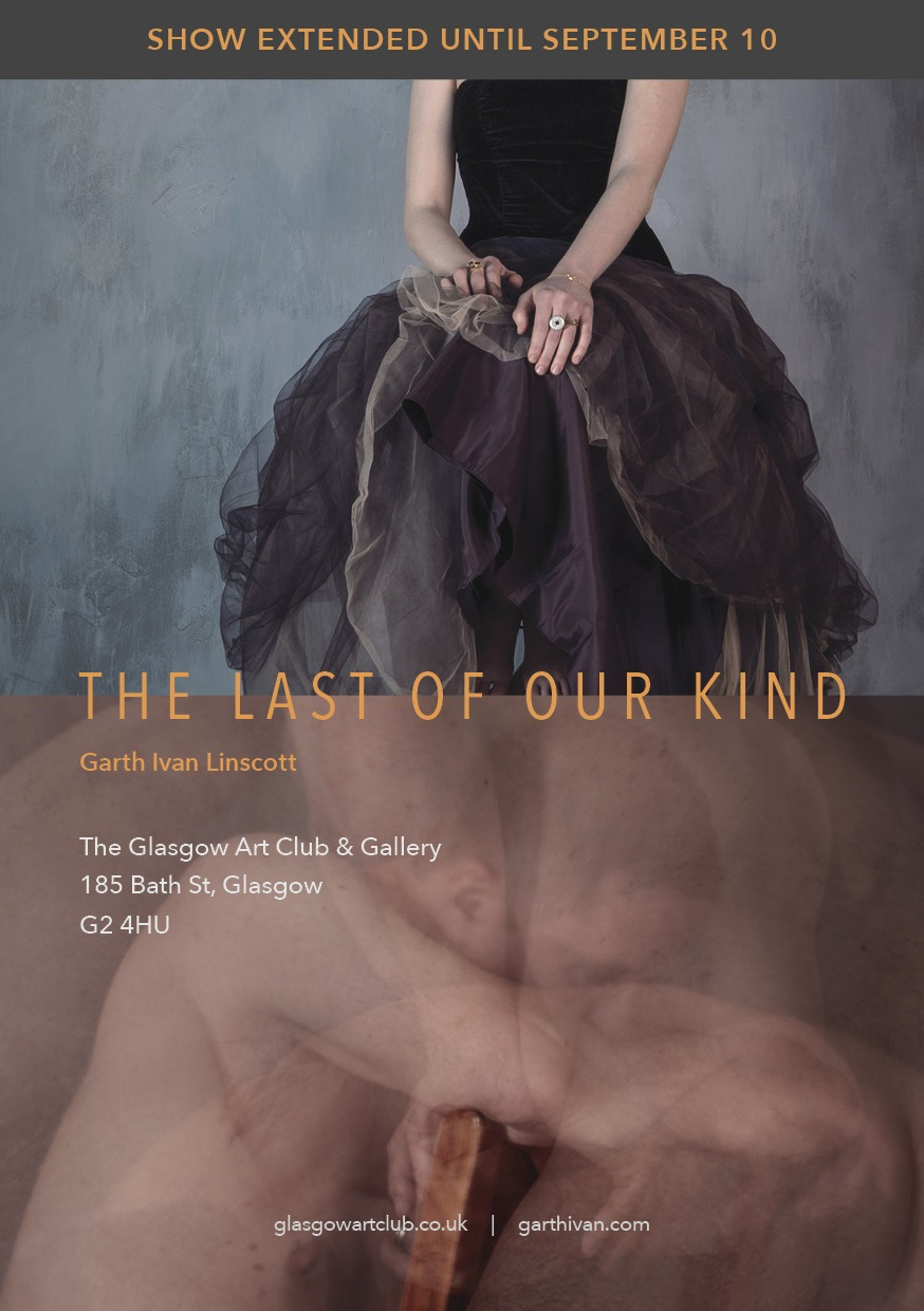 GarthIvan's The Last Of Our Kind - On View Until September 10 in Glasgow, Scotland
